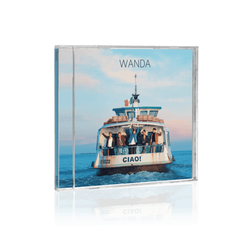 √Ciao! von Wanda - CD jetzt im Wanda Shop