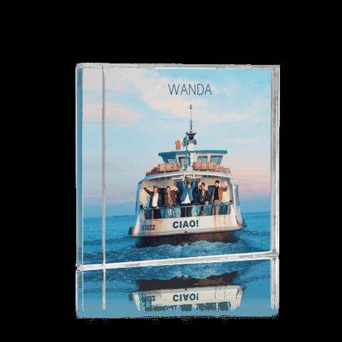 √Ciao! (CD + Seesack - limitierte Auflage) von Wanda - CD Bundle jetzt im Wanda Shop